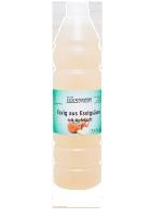 Essig aus Essigsäure mit Apfelsaft 7,5 %