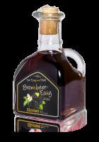 Brombeer-Essig 5% (250 Glasflasche)