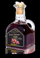 Roter Trauben-Essig 6% (250 ml Glasflasche)