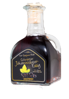 Schwarzer Johannisbeer-Essig 5% (250 ml Glasflasche)