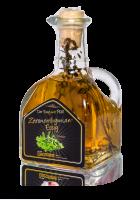 Zitronenthymian-Essig  5% (250 ml Glasflasche)