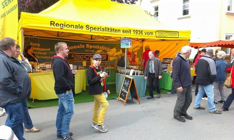 Zwönitz Landeserntedankfest