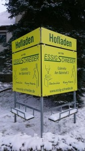 Hofschild