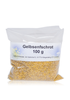 Gelbsenfschrot (100 g)