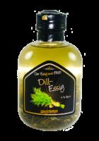 Dill-Essig 6%  (250 ml Glasflasche)