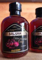 Balsam Granatapfel Essig  5 % (250 ml Glasflasche)