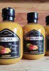 Balsam Mango Essig  5 % (250 ml Glasflasche)