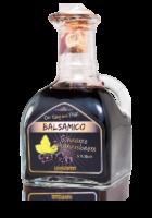 Balsam Erdbeer Essig  5 % (250 ml Glasflasche)