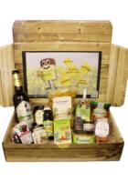 Geschenk-Box Regionale Spezialitäten